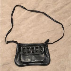 Small black purse from urban outfitters